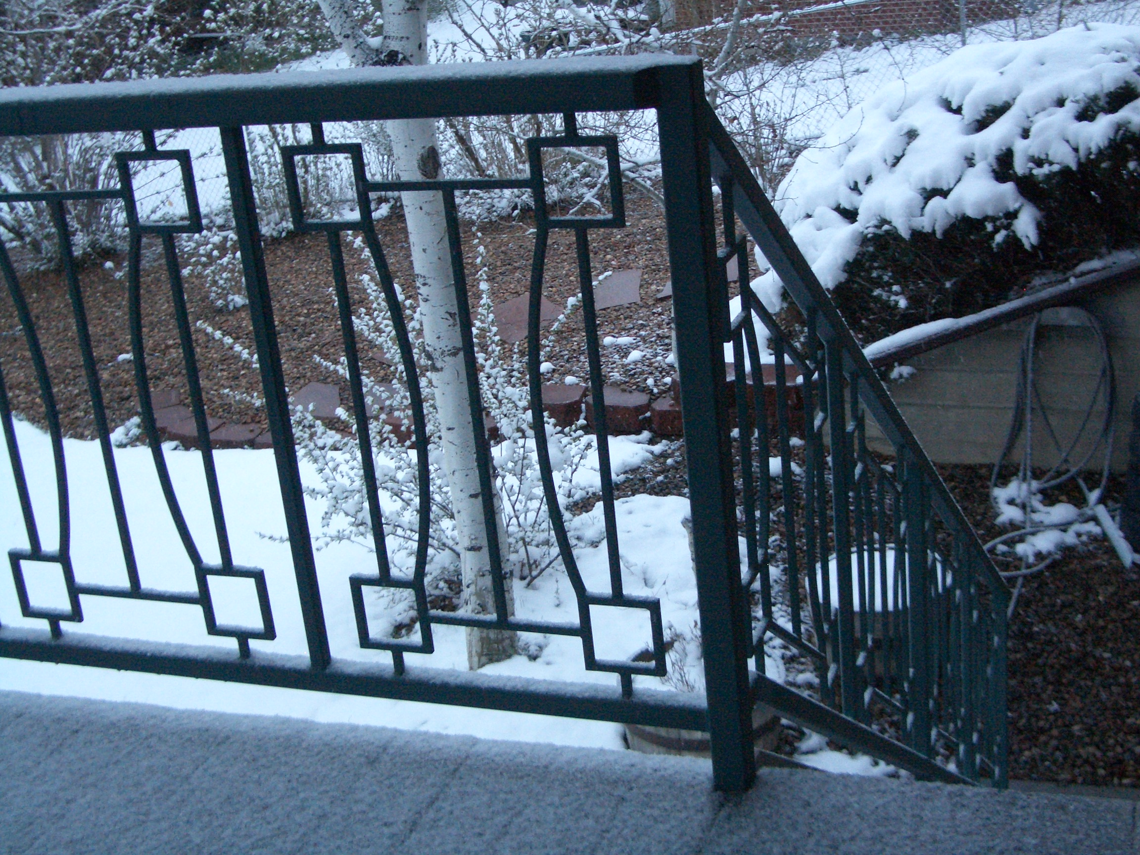 Image Gallery Outdoor Railings