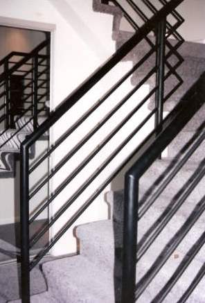 home stair railing
